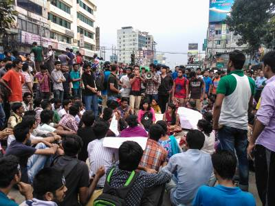 Bangladesh: Release all those arbitrarily arrested and investigate police abuse