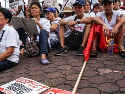 Smeared and vilified by Duterte, activists in the Philippines are fighting back