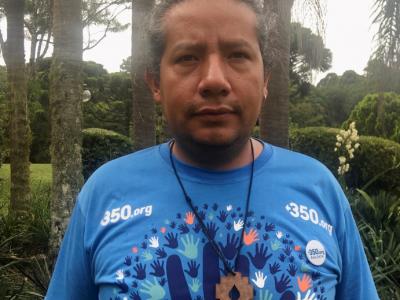 BOLIVIA: 'Empoderamos a los jóvenes para que ellos lideren el movimiento por el clima'
