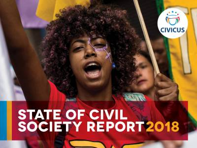 Civil society tackling global challenges with 'resolute resistance,' says new report