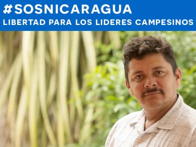 Letter from Jail: Nicaraguan Farm Leader, Medardo Mairena
