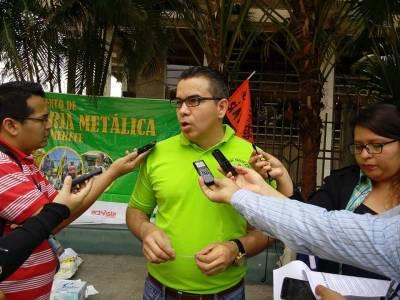 Victoria de la sociedad civil de El Salvador: Entra en vigor la ley que prohíbe la minería metálica