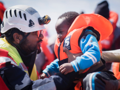 MIGRATION: 'The way our countries are treating refugees –this isn't the Europe we want'