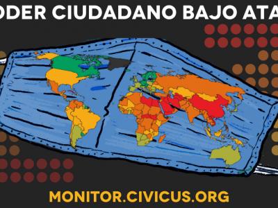 CIVICUS Monitor: Informe global y nuevas clasificaciones