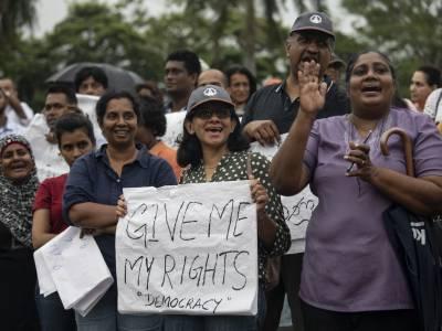 Sri Lanka: Warning signs of a deteriorating human rights situation