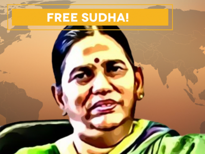 Rights organisation calls for release of activist Sudha Bharadwaj on 2nd anniversary of her arrest