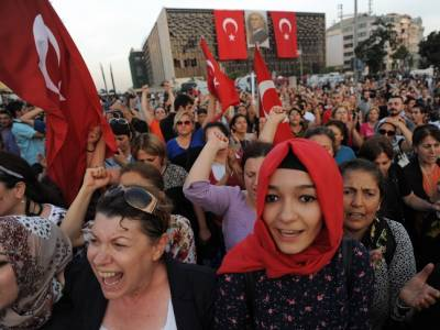 Detention of 13 activists a sign of renewed crackdown by Turkish government