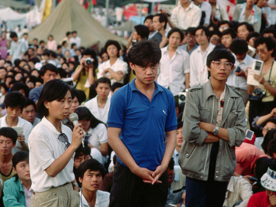 CHINA: '30 years after Tiananmen, the world witnesses the consequences of nurturing China'