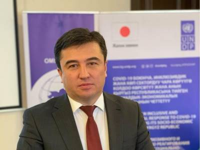 KYRGYZSTAN: 'The citizens' choice in the referendum will be decisive for our future'
