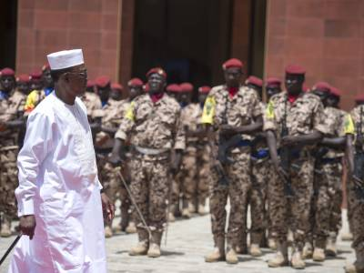 Chad elections: President Déby seeks a sixth term in a region for old men