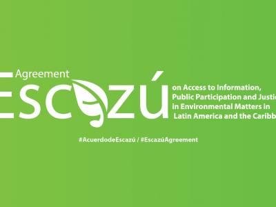 Acuerdo de Escazú: una deuda del Congreso con el medio ambiente