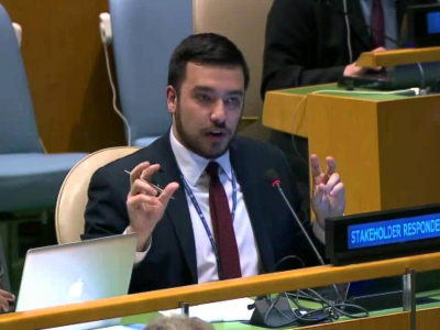 #UN75: 'There is often a lack of transparency on how civil society's inputs are reflected in UN work'