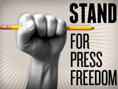 World Press Freedom Day - Journalism Assailed On All Fronts
