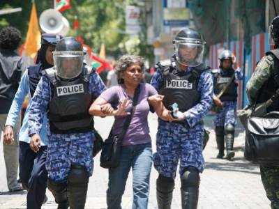 Maldives: release judges immediately and respect citizens' civic freedoms