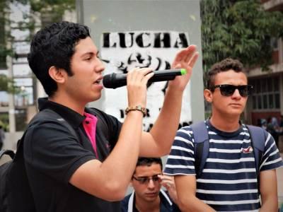 Pese al acoso, el movimiento estudiantil hondureño se niega a retroceder